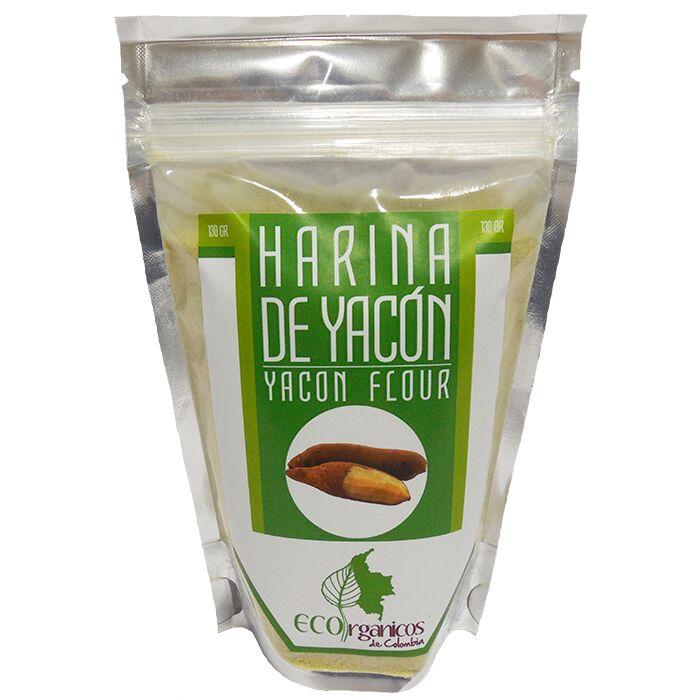 harina de yacon ecorganicos colombia - organic food 01