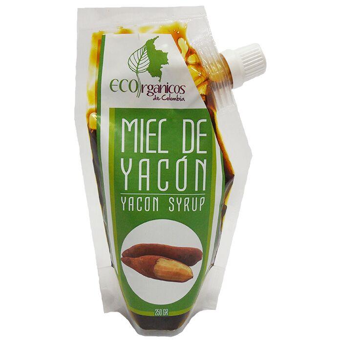 miel de yacon ecorganicos colombia - organic food 01